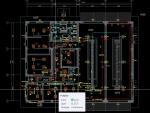 نقشه روشنایی ساختمان آتشنشانی